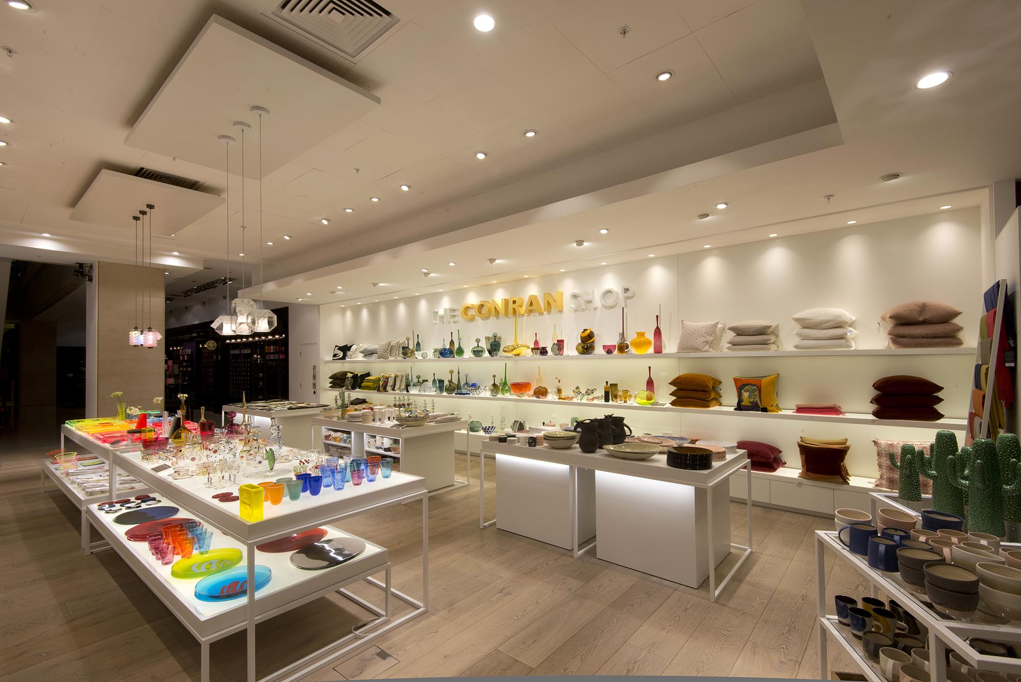 The conran shop selfridges london made in place design Interior design stores london
