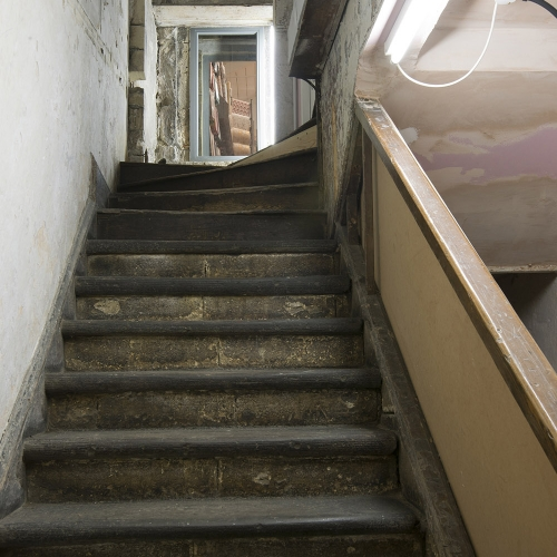 Listed building staircase