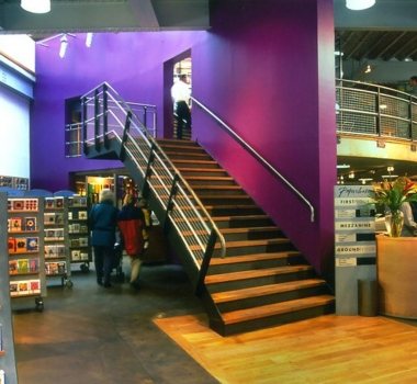 The impact of the Internet on retail store design